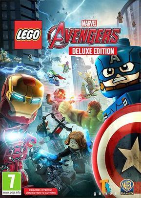 LEGO: Marvel's Avengers (Deluxe Ediiton)