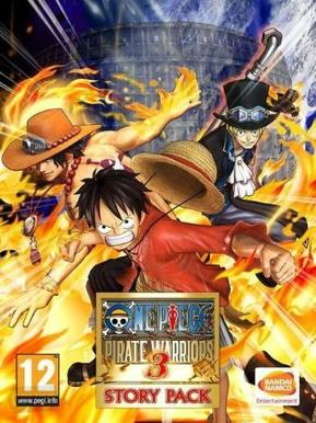 One Piece: Pirate Warriors 3 Story Pack