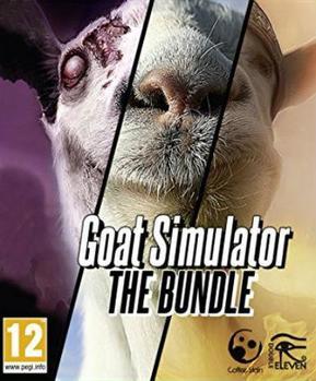 Goat Simulator: GOATY BUNDLE (incl. 5 items)
