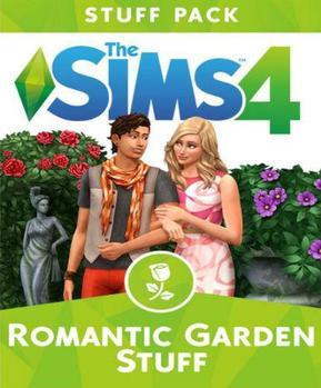 The Sims 4: Romantic Garden Staff