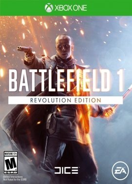 Battlefield 1: Revolution (Xbox One)