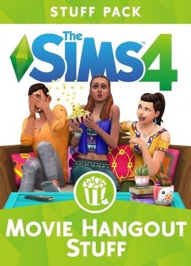 The Sims 4: Movie Hangout
