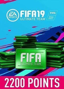 FIFA 19: 2200 FUT Points