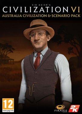 Civilization 6 - Australia Civilization & Scenario Pack