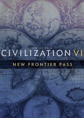 Civilization 6 - New Frontier Pass