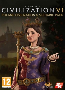 Civilization 6 - Poland Civilization & Scenario Pack