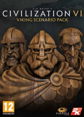 Civilization 6 - Vikings Scenario Pack