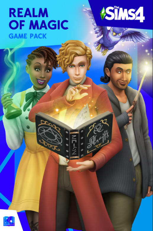 The Sims 4 Realm of Magic Game Pack