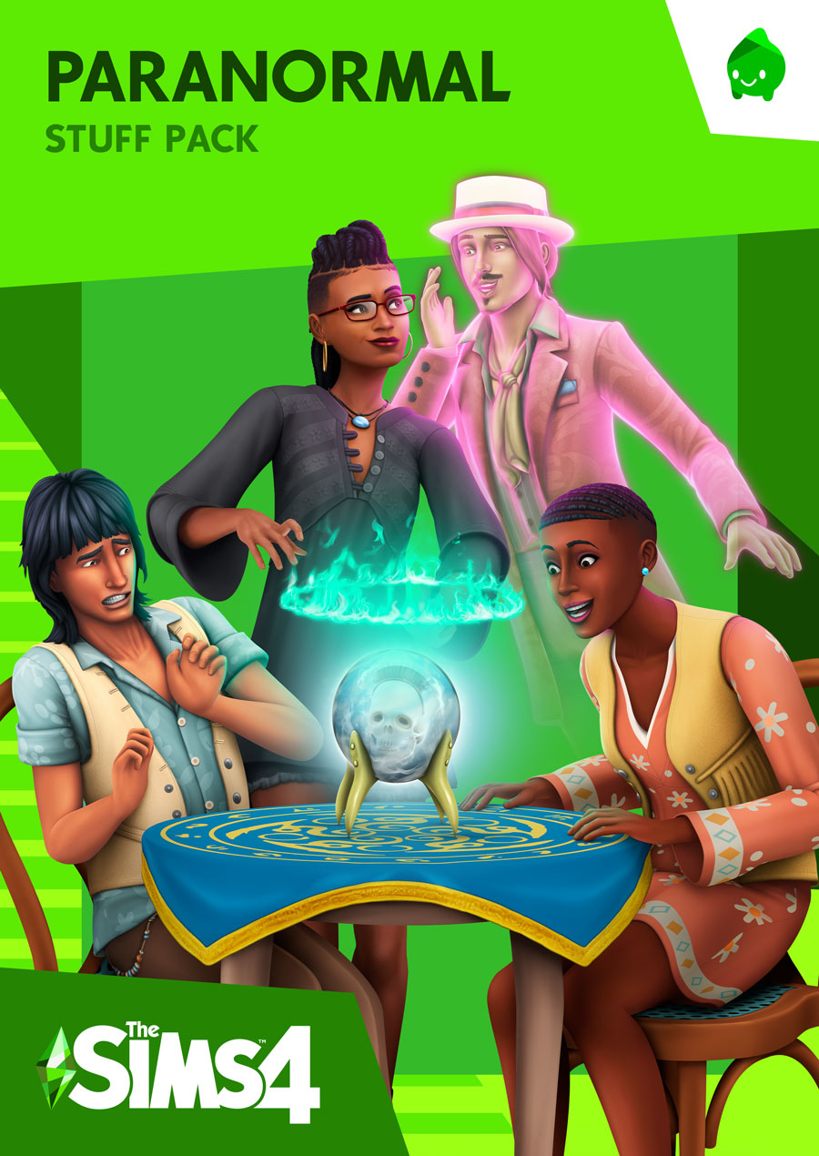 The Sims 4 - Paranormal Stuff