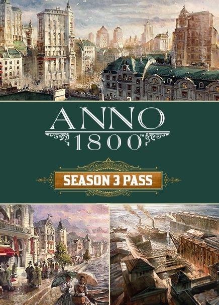 Anno 1800 - Season Pass 3