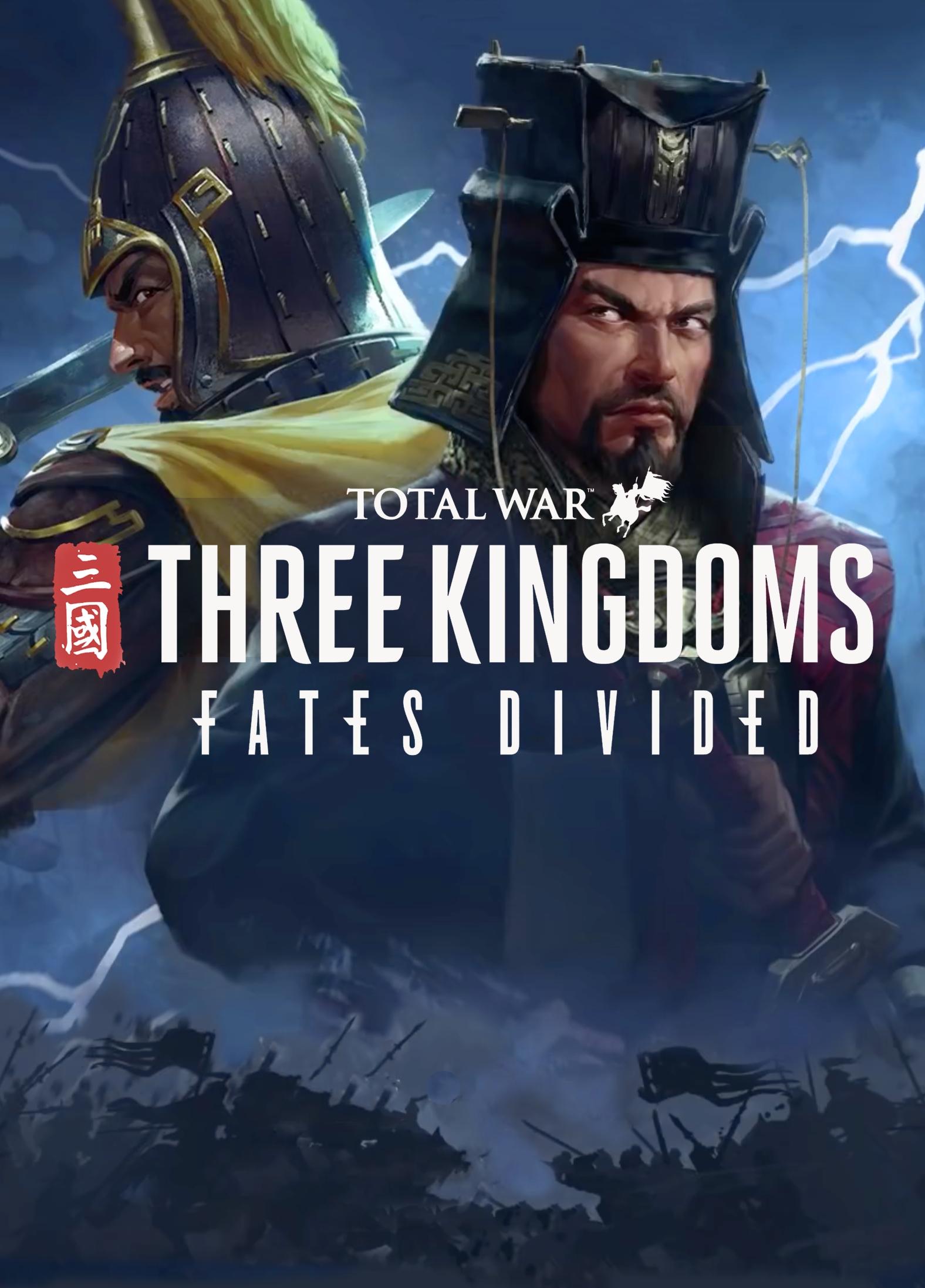 Total War Three Kingdoms - Fates Divided