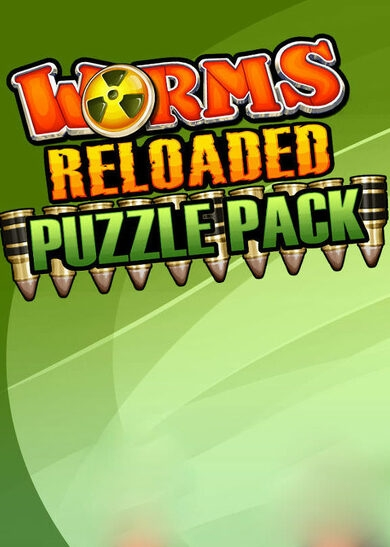 Worms Reloaded - Puzzle Pack (DLC)